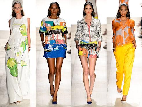 Модные тенденции сезона 2013