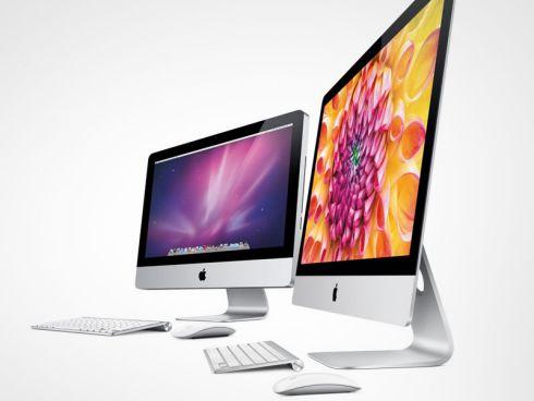 В продажу поступает новый моноблок iMac