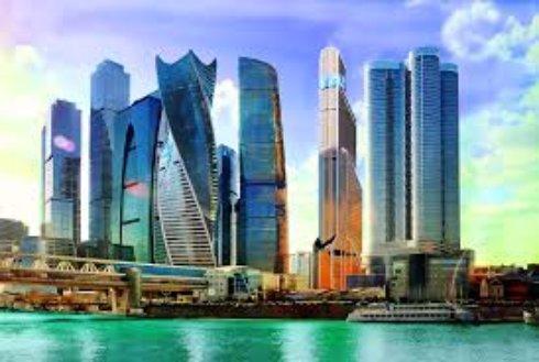 «Москва-сити» – деловой рай