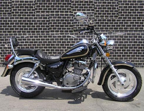 Мотоциклы для любителей острых ощущений