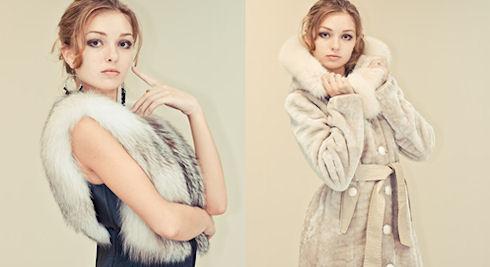 Мутоновые шубы - новая модная тенденция сезона