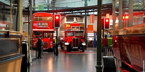 Музейные экспозиции Лондона