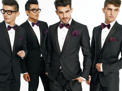 Мужской костюм – провокационная деталь мужского гардероба