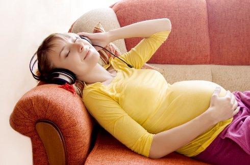 Музыка при беременности: советы и рекомендации