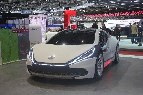 На 3D-принтере напечатан первый в мире автомобиль (ФОТО)