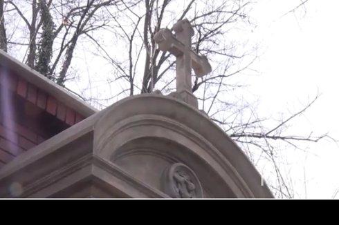 На европейском кладбище появилось первое цифровое надгробие