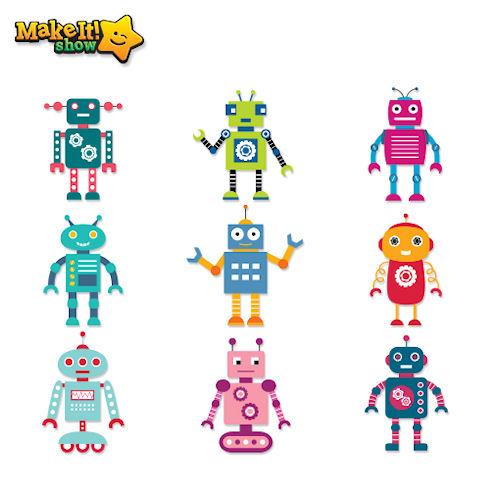 На Make it! Show пройдут соревнования роботов!