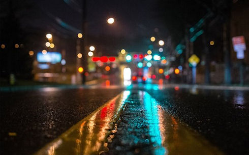 Как правильно вести себя на ночной дороге?