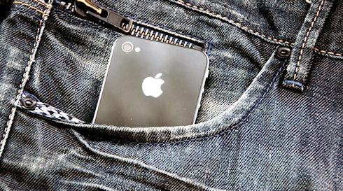 На сколько процентов мы используем iPhone?