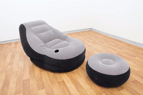 Надувные кресла и кровати