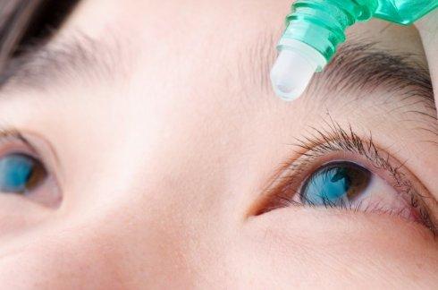 Найдена эффективная замена глазным каплям