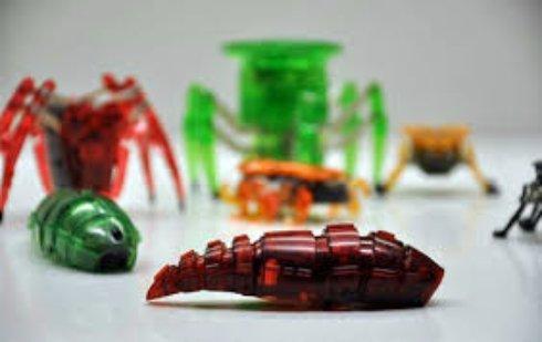 Нано игрушки детей