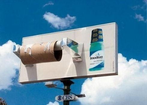 Что из себя представляет наружная реклама
