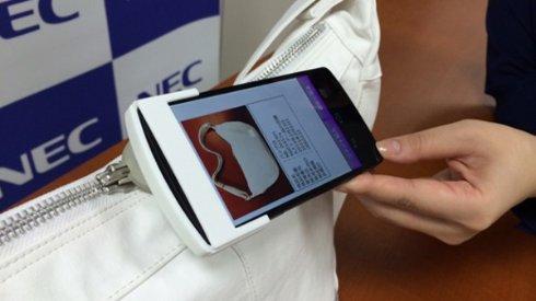 Благодаря технологии от NEC смартфоны научатся искать подделки
