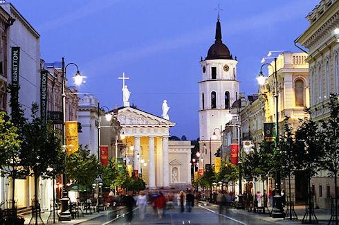 Немного о Литве
