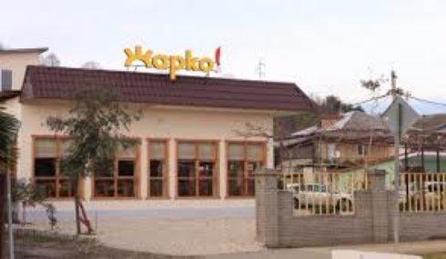 Необычные кафе и рестораны Сочи