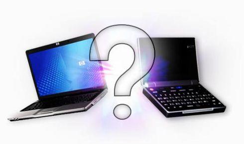 Нетбук или ноутбук — как выбрать компьютер?