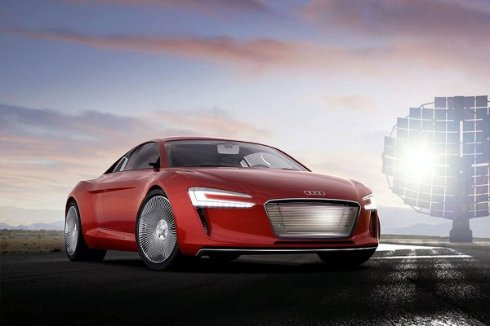 Седан от Audi составит конкуренцию Tesla Model S