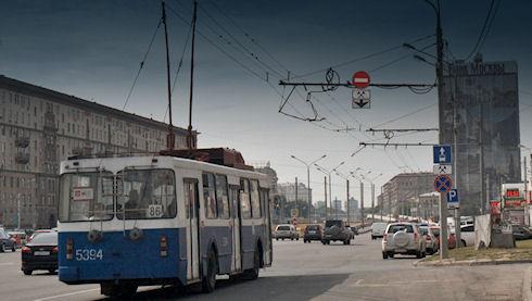 В Российской столице появятся новые знаки дорожного движения