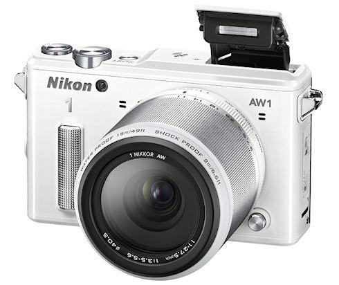 Новинка от Nikon сможет снимать под водой