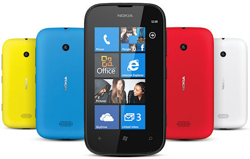 Смартфоны Nokia Lumia. Великолепные и практичные