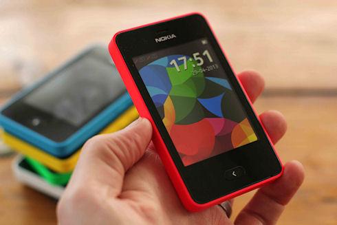 Nokia Asha 501 – бюджетный, яркий и функциональный!