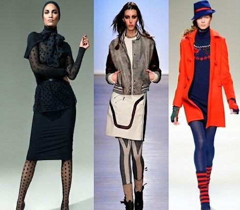 Как носить одежду, чтобы выглядеть тоньше