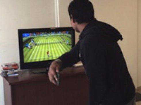 Новая игра превратит смартфон в теннисную ракетку