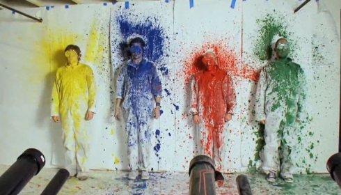 Новый альбом группы OK Go будет выпущен в виде ДНК
