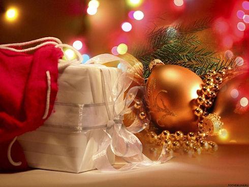 Новый год. Подарки своими руками
