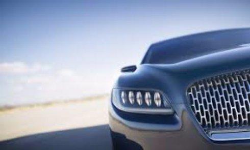 Новый концепт седана Lincoln Continental