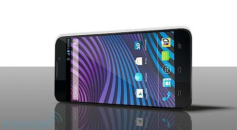 Новый смартфон от компании ZTE