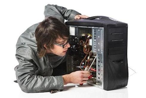 О ремонте и обслуживании компьютеров