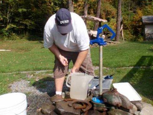 Обеспечение частного дома водой