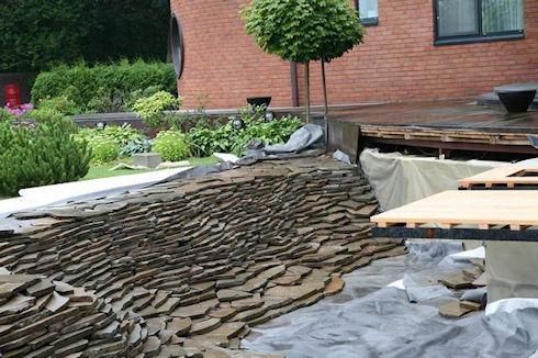 Обустройство водоема на дачном участке