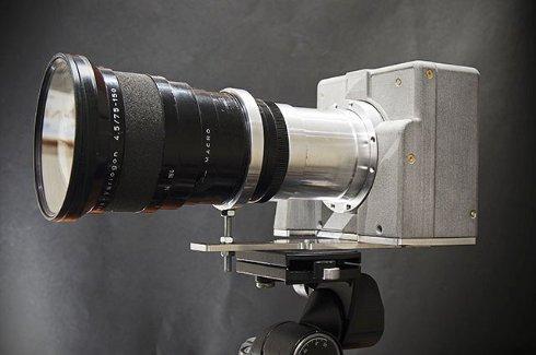 Обычный сканер помог фотографу создать камеру на 143 МП