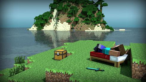 Обзор на игру Minecraft