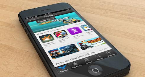 iPhone 5s — отличный обзор от UiP