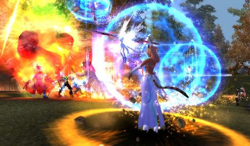 Обзор многопользовательской RPG Perfect World