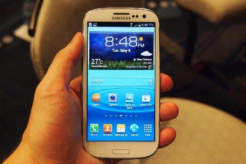 Обзор технических характеристик смартфона Samsung Galaxy S3
