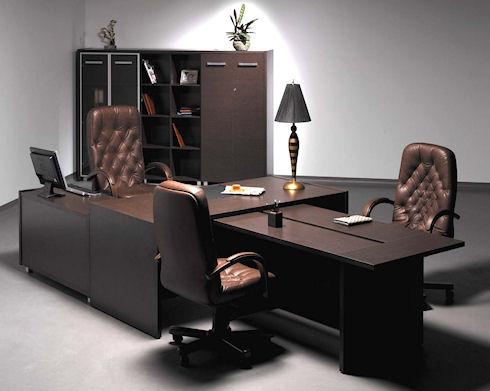 Оформление кабинета: практичность и комфорт