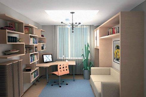 Оформление комнаты школьника