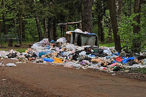 Зачем людям экология? Опасные отходы
