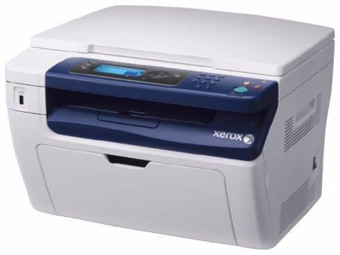 Описание МФУ Xerox WorkCentre 6015B