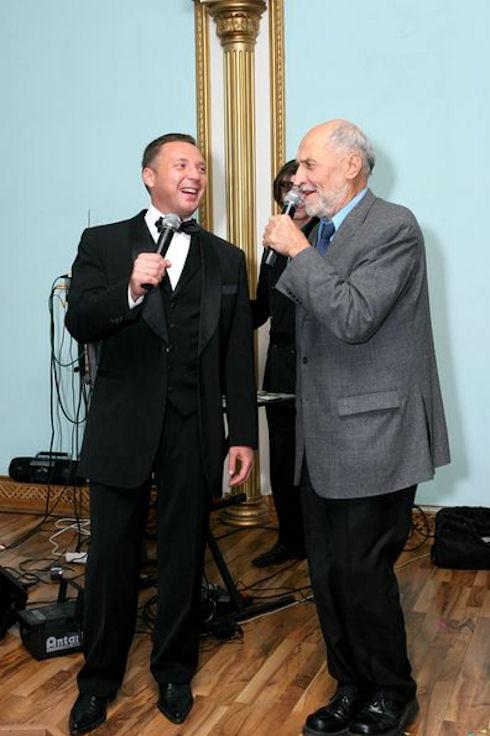 Орлов Олег - ведущий праздничных мероприятий в Москве