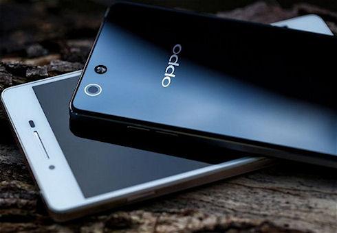 Орро R1S – компактный пятидюймовый LTE смартфон