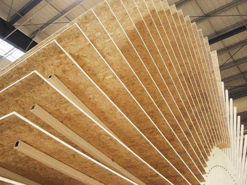 OSB – современный конструкционный материал