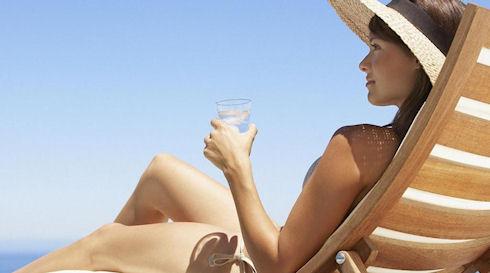 Средства для загара — основа здорового оттенка кожи