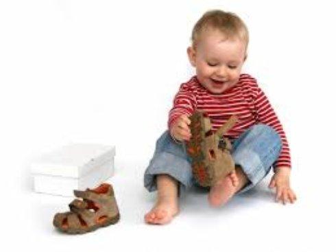 Основные рекомендации выбора детской обуви