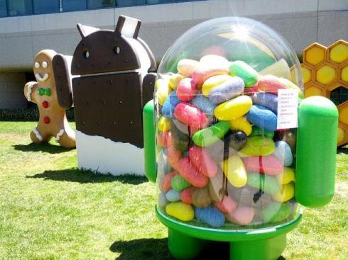 Особенности Android 4.1